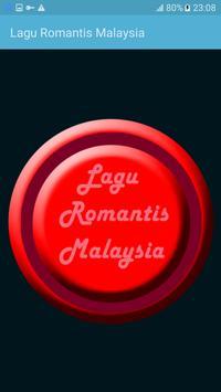 Lagu Romantis Malaysia poster