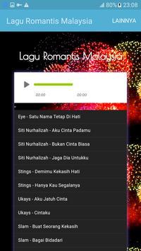 Lagu Romantis Malaysia apk screenshot
