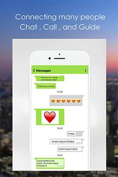 Advice Messenger for Wechat Free poster