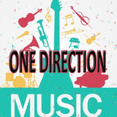 ONE DIRECTION Hits - Mp3 icon