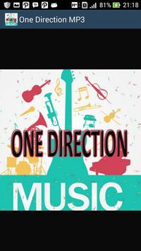 ONE DIRECTION Hits - Mp3 poster