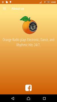 Orange Radio screenshot 2