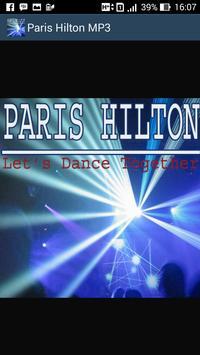 Paris Hilton Hits - Mp3 poster