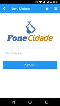 Fone Cidade screenshot 1