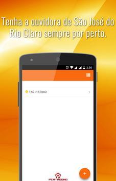 Ouvidoria São José Rio Claro poster