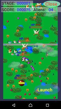Pens2シンプルシューティングゲーム apk screenshot