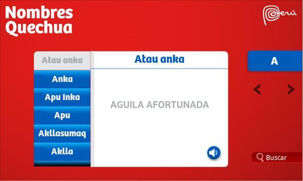 Habla Quechua screenshot 3