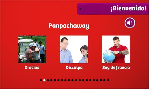Habla Quechua screenshot 1
