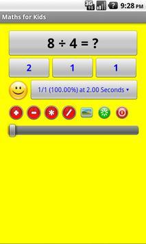 Maths for Kids (FREE) screenshot 5