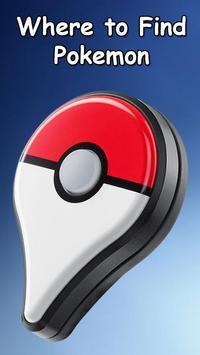 Guidebook for Pokemon Go poster