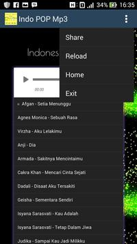 Lagu Indonesia Mp3 apk screenshot