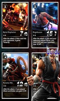 Guide TEKKEN to Fight poster
