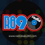 RadioBaku90 icon