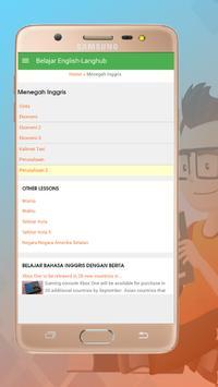 Belajar English - Langhub apk screenshot