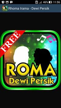 Rhoma Irama - Dewi Persik poster