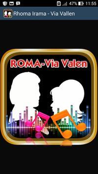 Rhoma Irama - Via Vallen poster