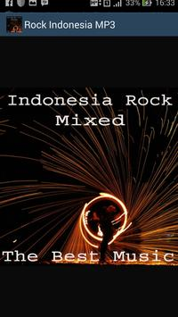 Lagu Rock Indonesia Hits - Mp3 poster