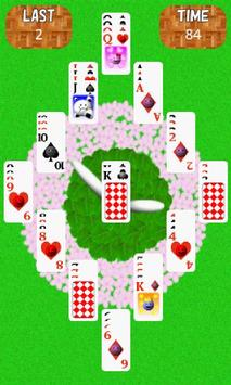 C-Marbles Card [Clock] apk screenshot