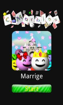 C-Marbles Card [Marrige] poster