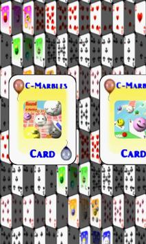 C-Marbles Card [Marrige] apk screenshot