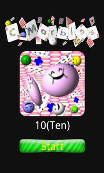 C-Marbles Card [10(Ten)] poster