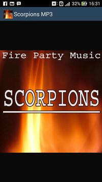 Scorpions Hits - Mp3 poster