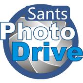 Sants Photo Drive icon