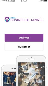 Small Business Channel poster