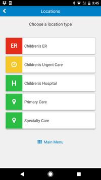 Children's On Call apk screenshot
