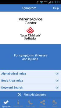 ParentAdvice Center poster