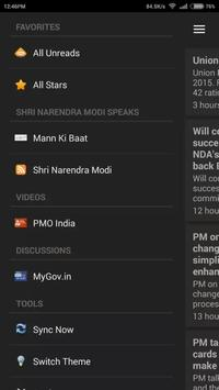 Man ki Baat - Namo App poster