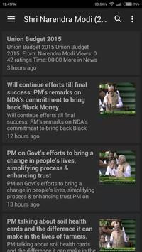 Man ki Baat - Namo App screenshot 1