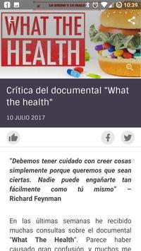 fitnessrevolucionario.com screenshot 4