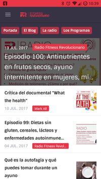 fitnessrevolucionario.com screenshot 1