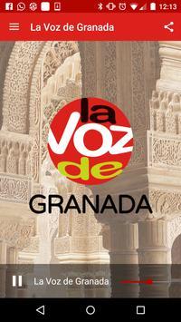 La Voz de Granada App Oficial poster
