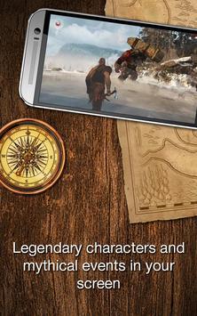 Kratos War Game poster