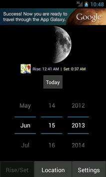 Moon Phase Calculator poster