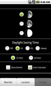 Moon Phase Calculator screenshot 2
