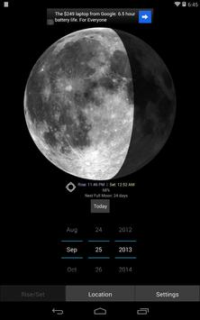 Moon Phase Calculator screenshot 6