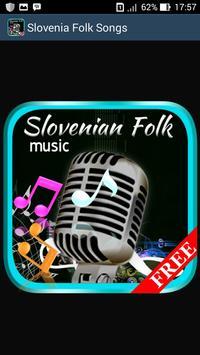 Slovenian Folk Songs poster
