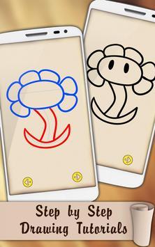 Draw Undertale Game apk screenshot