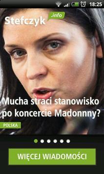 Stefczyk.INFO poster