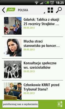 Stefczyk.INFO apk screenshot