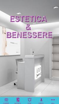 ESTETICA E BENESSERE poster