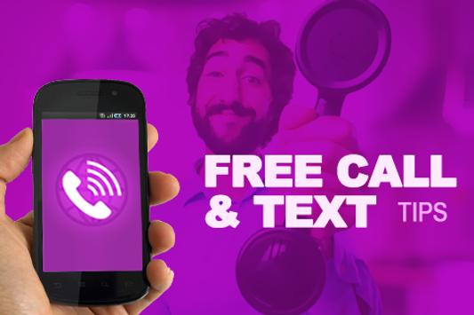 Free Viber Calls Message Tips poster