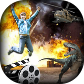 Action Movie FX Photo Editor-Action effects Editor icon