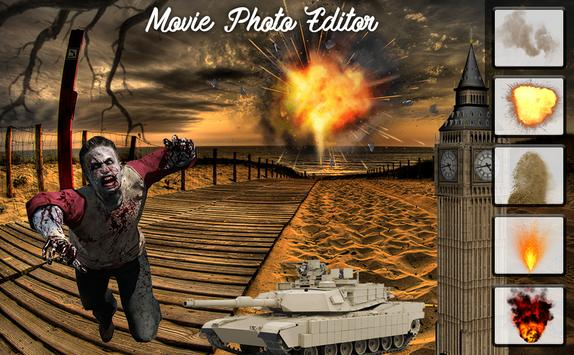 Action Movie FX Photo Editor-Action effects Editor screenshot 1