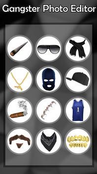 Gangsta Photo Editor screenshot 1