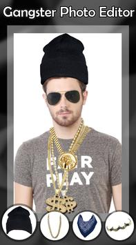 Gangsta Photo Editor screenshot 3