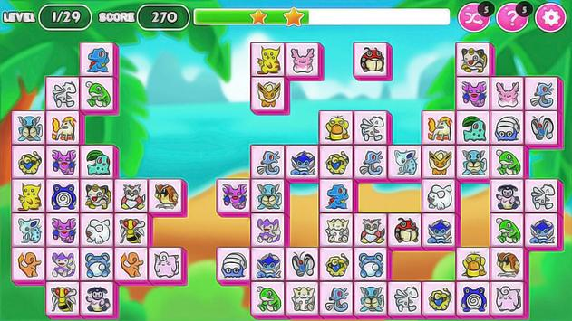 ONET Pikachu Classic Games apk screenshot